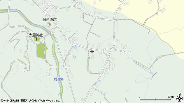 山形県西置賜郡白鷹町荒砥乙2662周辺の地図