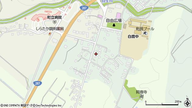 山形県西置賜郡白鷹町荒砥乙1345周辺の地図