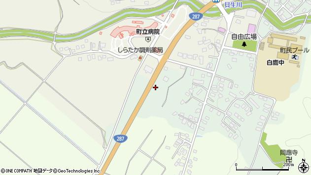 山形県西置賜郡白鷹町荒砥乙1286周辺の地図
