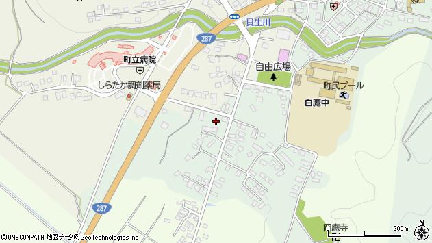 山形県西置賜郡白鷹町荒砥乙1223周辺の地図