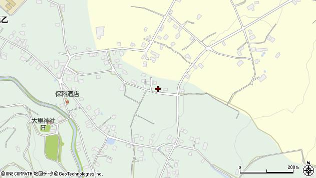 山形県西置賜郡白鷹町荒砥乙2977周辺の地図