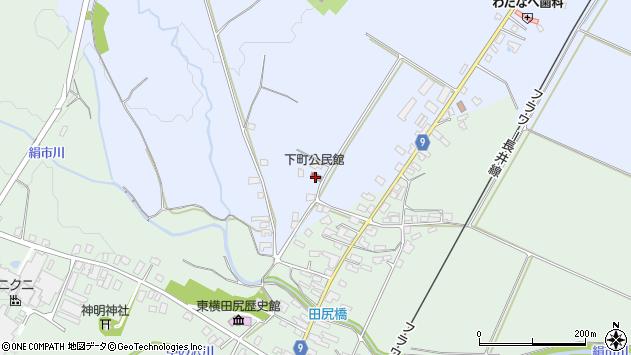 山形県西置賜郡白鷹町鮎貝10周辺の地図