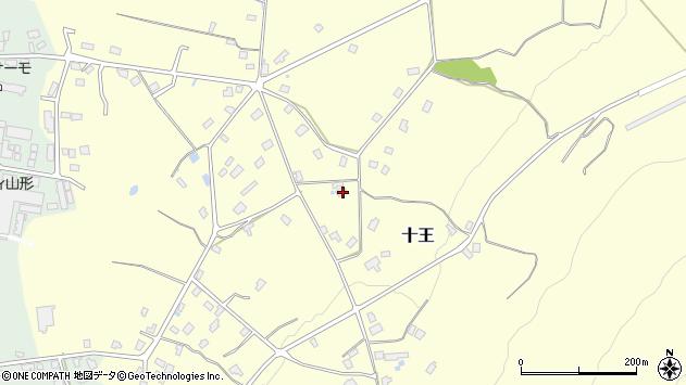 山形県西置賜郡白鷹町十王916周辺の地図