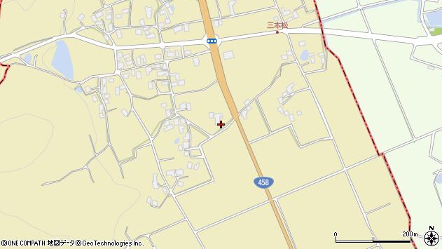 山形県上山市久保手3302周辺の地図