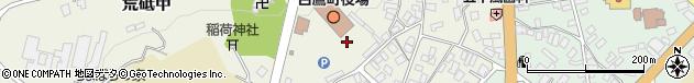 山形県西置賜郡白鷹町周辺の地図