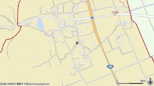 山形県上山市久保手3293周辺の地図