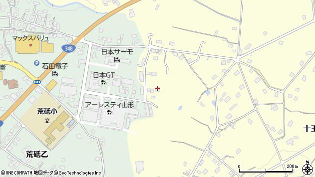 山形県西置賜郡白鷹町十王532周辺の地図