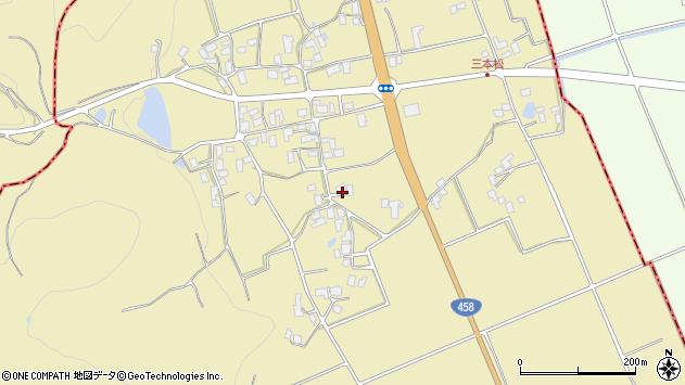 山形県上山市久保手3295周辺の地図