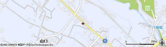 山形県西置賜郡白鷹町鮎貝1202周辺の地図