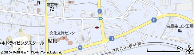 山形県西置賜郡白鷹町鮎貝7365周辺の地図