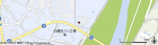 山形県西置賜郡白鷹町鮎貝5786周辺の地図