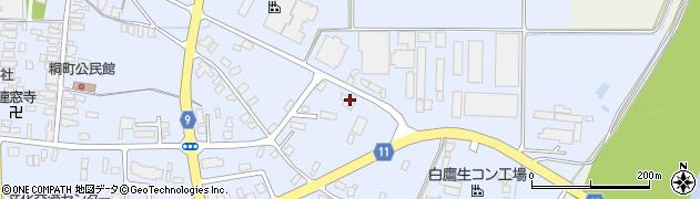 山形県西置賜郡白鷹町鮎貝5759周辺の地図