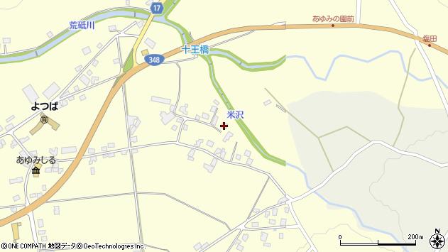 山形県西置賜郡白鷹町十王4535周辺の地図