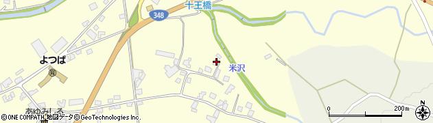 山形県西置賜郡白鷹町十王4547周辺の地図