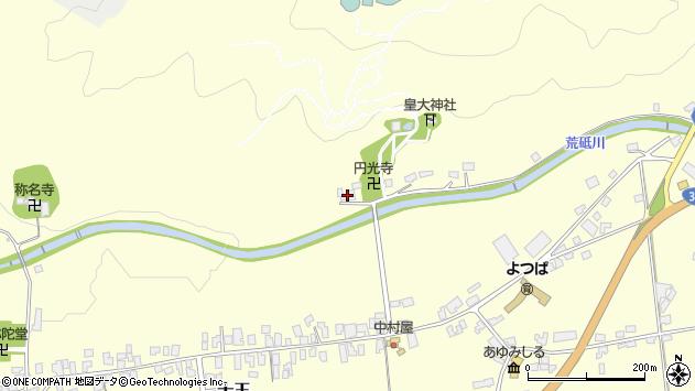 山形県西置賜郡白鷹町十王3889周辺の地図