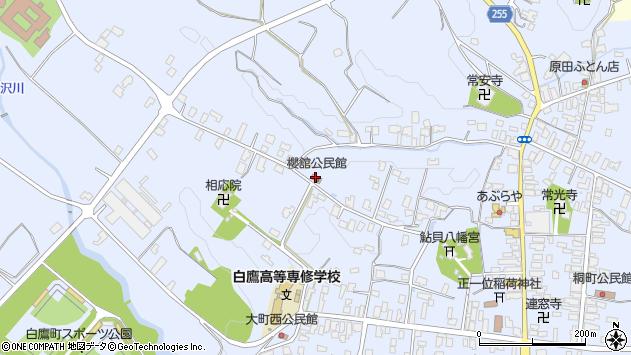 山形県西置賜郡白鷹町鮎貝3409周辺の地図