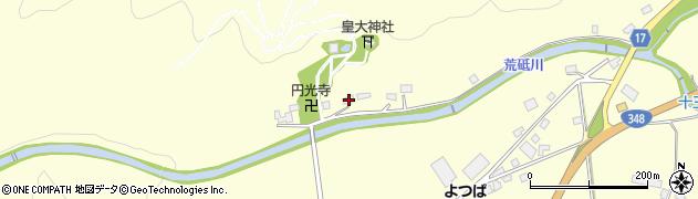 山形県西置賜郡白鷹町十王3999周辺の地図