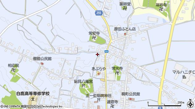山形県西置賜郡白鷹町鮎貝13312周辺の地図