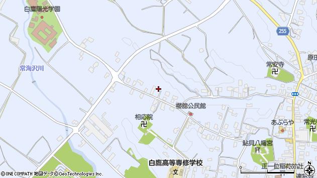 山形県西置賜郡白鷹町鮎貝3665周辺の地図