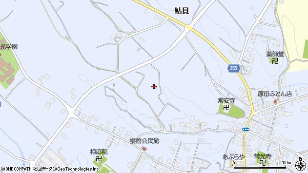 山形県西置賜郡白鷹町鮎貝3758周辺の地図