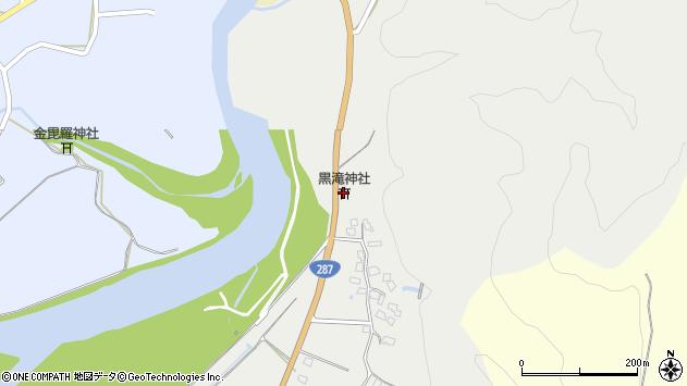 山形県西置賜郡白鷹町菖蒲42周辺の地図