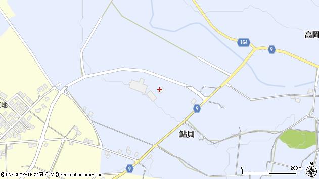 山形県西置賜郡白鷹町高岡1051周辺の地図
