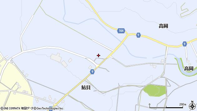 山形県西置賜郡白鷹町高岡1151周辺の地図