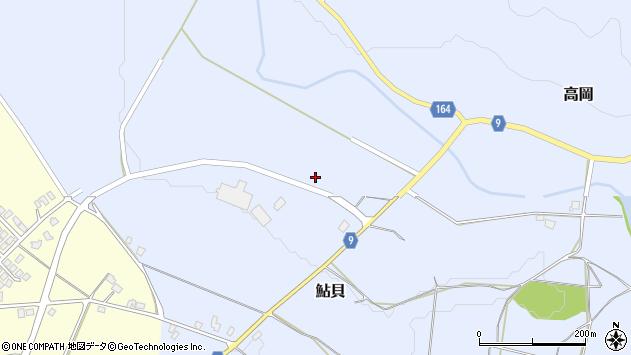 山形県西置賜郡白鷹町高岡1070周辺の地図