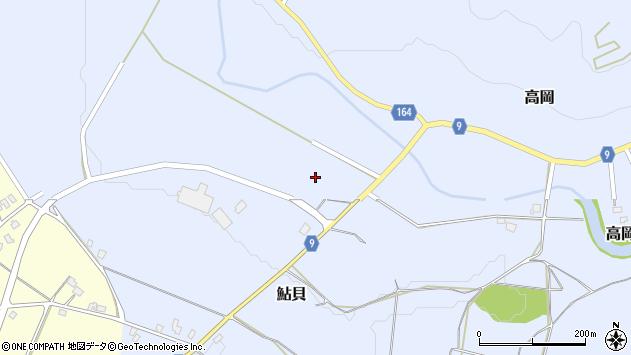 山形県西置賜郡白鷹町高岡1149周辺の地図