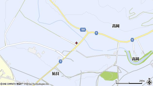 山形県西置賜郡白鷹町高岡1159周辺の地図