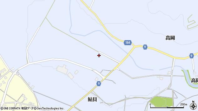 山形県西置賜郡白鷹町高岡1184周辺の地図