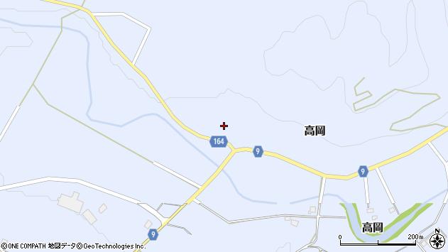山形県西置賜郡白鷹町高岡2197周辺の地図