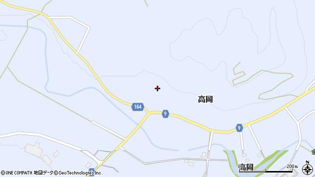 山形県西置賜郡白鷹町高岡2179周辺の地図