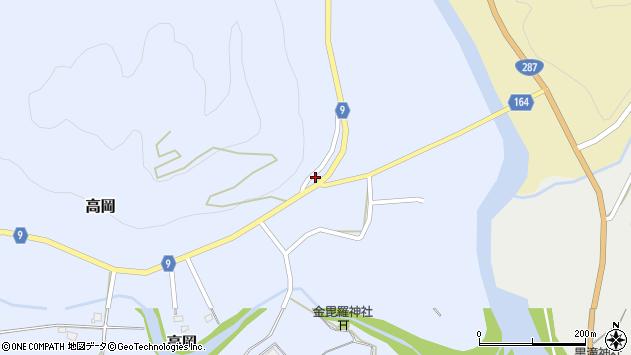 山形県西置賜郡白鷹町高岡2681周辺の地図
