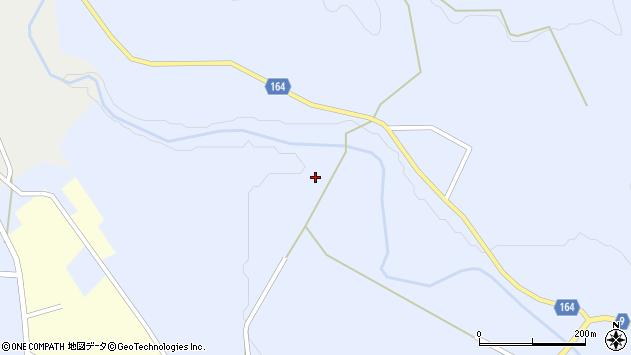 山形県西置賜郡白鷹町高岡1407周辺の地図