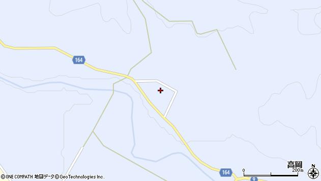 山形県西置賜郡白鷹町高岡1668周辺の地図