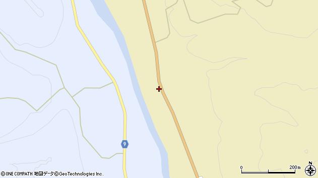 山形県西置賜郡白鷹町下山244周辺の地図