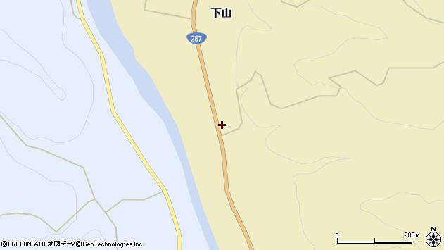 山形県西置賜郡白鷹町下山464周辺の地図