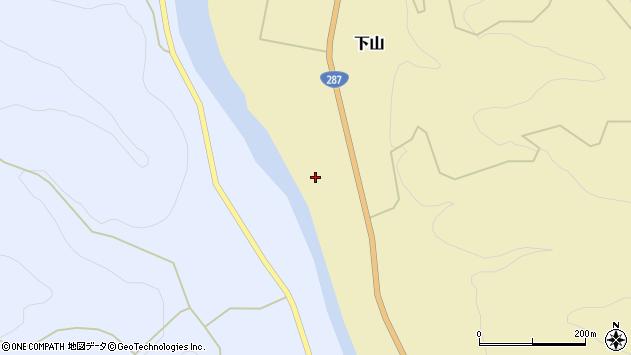 山形県西置賜郡白鷹町下山395周辺の地図