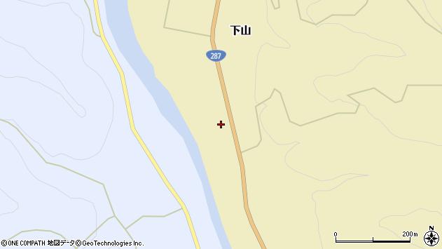 山形県西置賜郡白鷹町下山403周辺の地図