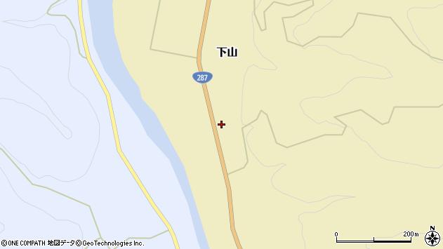山形県西置賜郡白鷹町下山482周辺の地図