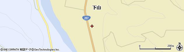 山形県西置賜郡白鷹町下山489周辺の地図