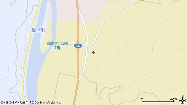 山形県西置賜郡白鷹町下山845周辺の地図