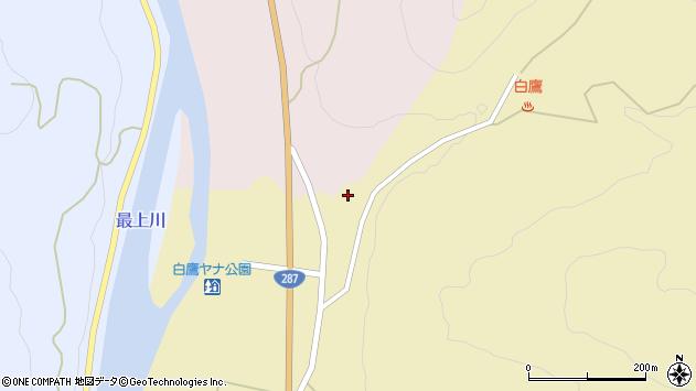 山形県西置賜郡白鷹町下山825周辺の地図