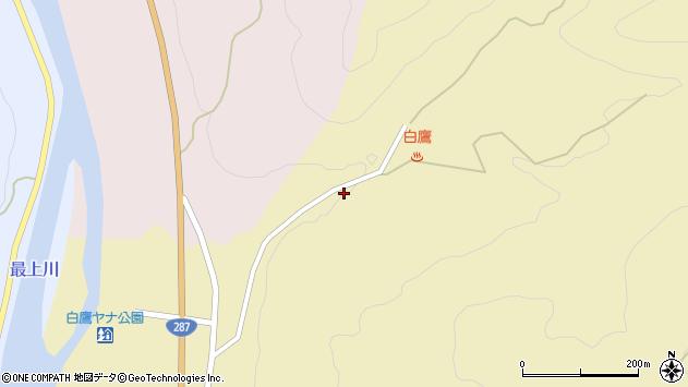 山形県西置賜郡白鷹町下山901周辺の地図