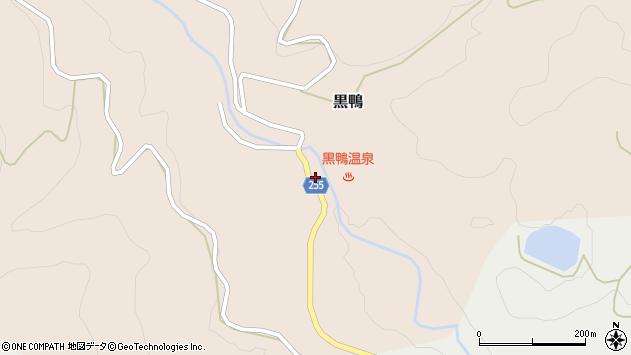山形県西置賜郡白鷹町黒鴨214周辺の地図