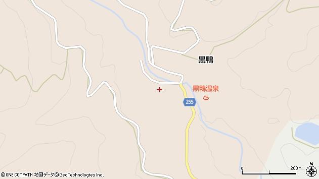 山形県西置賜郡白鷹町黒鴨354周辺の地図