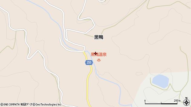 山形県西置賜郡白鷹町黒鴨403周辺の地図
