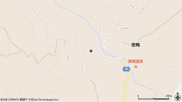 山形県西置賜郡白鷹町黒鴨557周辺の地図