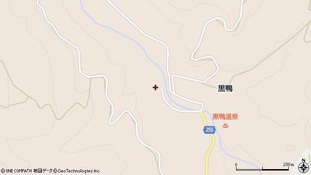 山形県西置賜郡白鷹町黒鴨562周辺の地図